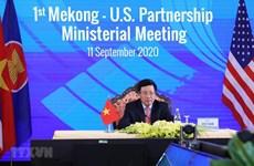 Celebran primera reunión ministerial de asociación Mekong- Estados Unidos
