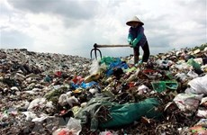 Vietnam busca controlar hasta el 90 por ciento de sus desechos industriales en 2025