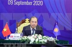 Declaración conjunta de cancilleres refleja la solidaridad y alto consenso de la ASEAN
