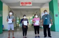 Vietnam registra cinco pacientes recuperados del COVID-19