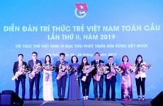 Celebrarán Foro Global de Jóvenes Intelectuales Vietnamitas en noviembre