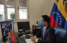 Empresas de Vietnam buscan impulsar exportaciones de insumos médicos a Venezuela