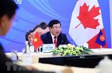 Ensalzan expertos canadienses papel de Vietnam como presidente de ASEAN