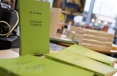 Presentan en Alemania versión revisada de poemario del presidente Ho Chi Minh