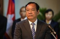 Camboya reafirma postura sobre asuntos del Mar del Este