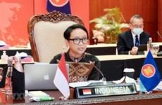 Indonesia y Tailandia con propuestas eficientes en ARF 27