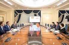 Parlamentario ruso destaca posición de Vietnam en la ASEAN