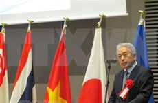 Continúan cosechando frutos relaciones Vietnam-Japón en futuro