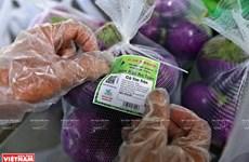 Hanoi desarrolla sistema de trazabilidad de productos agrícolas