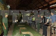 Túneles de Cu Chi de Vietnam buscan reconocimiento de UNESCO como patrimonio mundial