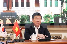 Urbe sudcoreana de Daegu desea respaldar a Ciudad Ho Chi Minh en construcción de urbe inteligente