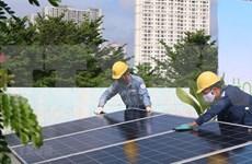 Efectuarán exposición en línea sobre energía solar en Vietnam