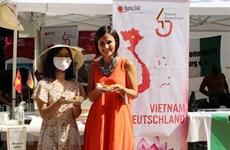Imagen de Vietnam promocionada en festival multicultural en Alemania
