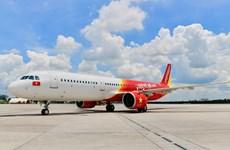 Vietjet Air recupera su red de vuelos nacionales con boletos promocionales