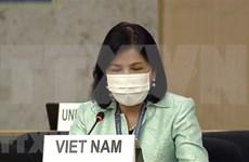 Vietnam reafirma compromiso de promover los derechos humanos en medio del COVID-19