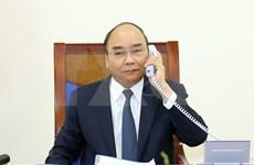 Premier vietnamita conversa por teléfono con Angela Merkel sobre lazos bilaterales