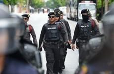 Policía de Sección Especial tailandesa protegerá Casa del Gobierno de los manifestantes