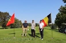 Efectúan en Bélgica torneo de golf para apoyar a víctimas vietnamitas del agente naranja
