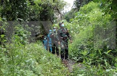 Provincia vietnamita mantiene en alto vigilancia en frontera para prevenir propagación de COVID-19