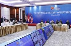 Impulsan cooperación militar por una ASEAN cohesiva y adaptativa