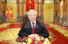 Dirigentes vietnamitas enviarán mensajes a 75 Asamblea General de ONU