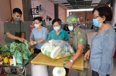 Amplia participación en programa de protección del entorno en Ciudad Ho Chi Minh