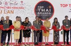 Productos tailandeses aumentan presencia en Vietnam
