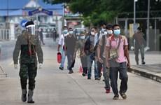 Tailandia cierra la frontera con Myanmar