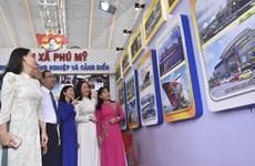 Inauguran exposición sobre Partido Comunista de Vietnam en provincia sureña de Ba Ria - Vung Tau