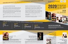 Ciclo de Cine Francófono 2020 se celebrará la próxima semana en Hanoi