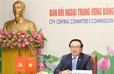 Fortalecen relaciones entre Partido Comunista de Vietnam y Partido del Trabajo de México