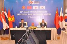 ASEAN+3 debate medidas para impulsar crecimiento económico