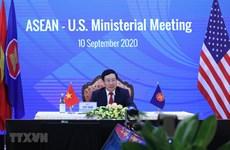 Estados Unidos destaca esfuerzos de Vietnam como presidente rotativo de la ASEAN