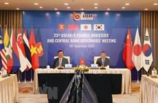 ASEAN y socios se comprometen a promover cooperación financiera regional