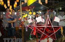 Celebran Festival del Medio Otoño en Ciudadela Imperial de Thang Long