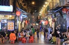 Hanoi promueve ocio nocturno para dinamizar el turismo local