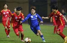 Regresará campeonato de fútbol femenino de Vietnam este mes