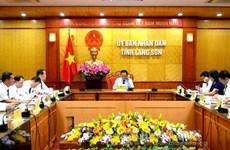 Localidades vietnamita y china buscan promover comercio en medio del COVID- 19
