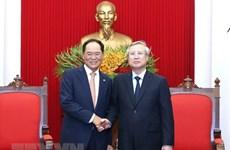 Vietnam y Corea del Sur fomentan relaciones bilaterales en nueva coyuntura