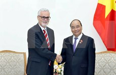Vietnam- Alemania, 45 años de cooperación por el desarrollo mutuo