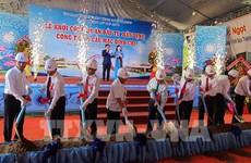 Provincia vietnamita de Soc Trang comienza construcción de obras de infraestructura clave