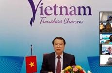 Vietnam e India intensifican cooperación en turismo en período post-COVID-19