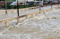 Inundaciones cobran la vida de al menos 11 personas en Camboya