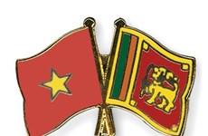 Vietnam y Sri Lanka por impulsar cooperación bilateral