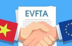 Vietnam establece aranceles preferenciales de exportación al implementar el EVFTA
