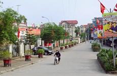 Hanoi moviliza con éxito 500 millones de dólares para la construcción de nuevas zonas rurales