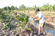 India financia siete proyectos de agua en el Delta del Mekong