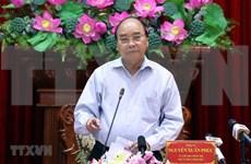 Premier vietnamita pide garantizar suministro de agua a pobladores infectados por sequía y salinización en Delta del Mekong