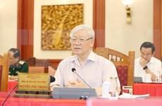 Dirigentes de Vietnam felicitan a Arabia Saudita por su Día Nacional
