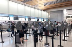 Regresan al país ciudadanos vietnamitas desde Japón